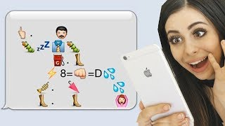 Download Most Creative Texts With Emojis Video