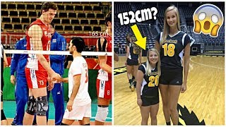 Download The SHORTEST Volleyball Players 2018 (HD) Video