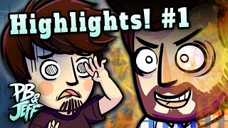 Download PB&Jeff - HIGHLIGHTS & Funny Moments! #1 Video