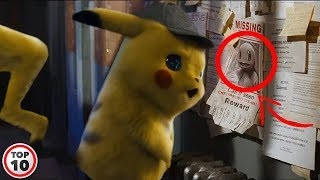 Download Top 10 Easter Eggs You Missed In Detective Pikachu Video