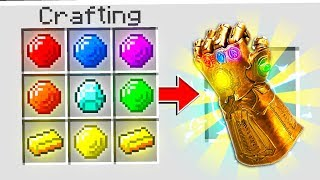 Download CRAFTING THE RAREST ITEM IN MINECRAFT! Video