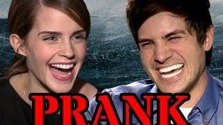 Download Emma Watson Surprise PRANK Video