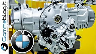 Download BMW Motorrad ENGINE - PRODUCTION Video