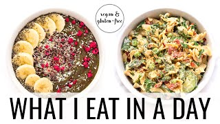 Download 8. WHAT I EAT IN A DAY   Gluten-Free + Vegan Video