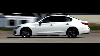 Download Infiniti Q50 S Red Sport Full Review & Why It's Worth Looking at | Auto Fanatic Video