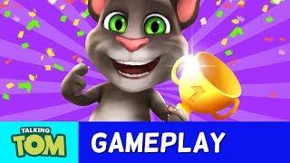 Download My Talking Tom - Achievements Quest Video