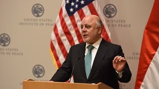 Download Iraqi Prime Minister Abadi on U.S. Ties, War With ISIS Video