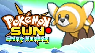 Download Pokemon Sun and Moon SHINY HUNTING LIVESTREAM #2 Video