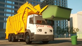 Download George the Garbage Truck - Real City Heroes (RCH) - Videos For Children Video
