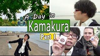 Download [VLOG] A Day in KAMAKURA [PART I]   DAIBUTSU & BEACH Video