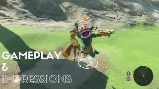 Download The Legend of Zelda: Breath of the Wild - impressions & footage Video