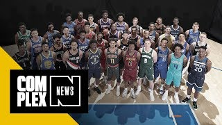 Download Trae Young, Mo Bamba & More Talk DMs, Who They Want To Smoke & Playlists Video