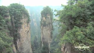 Download Zhangjiajie National Forest Park - China - Lonely Planet travel video Video