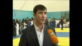 Download Прошли Соревнования по дзюдо на приз Первого Президента Республики Казахстан Video