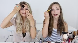 Download No Mirror Makeup Challenge ft. Olivia Jade !!! Video