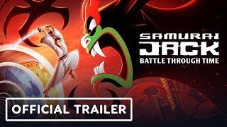 Download Samurai Jack: Battle Through Time - Official Announcement Trailer Video