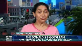 Download Donald Trump's biggest fan explains her admiration Video