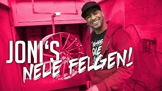 Download JP Performance - Joni's neue Felgen! Video
