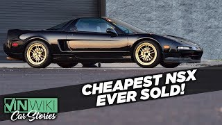 Download I bought the cheapest NSX ever Video