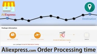 Download Aliexpress Order Processing Time / Product Journey .. cost??? Days??? [Hindi] Video