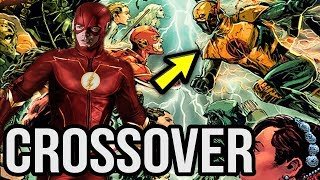 Download Crossover CONFIRMED as Crisis on Earth-X! The Flash, Arrow, Legends + Supergirl Breakdown! Video