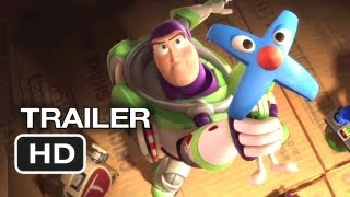 Download Pixar Shorts Vol. 2 Blu-ray TRAILER (2012) Film Collection HD Video