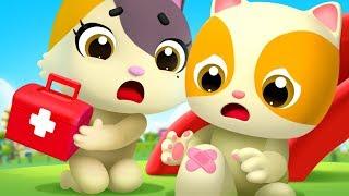 Download Boo Boo Song   Bayi kucing Jatuh dari Ayunan   Lagu Anak-anak   BabyBus Bahasa Indonesia Video