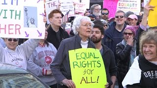 Download Women's March on Cleveland Video