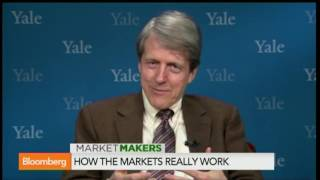 Download Shiller Says `Easy to Beat the Market' Long Term Bloomberg Video