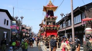 Download JAPAN GEOGRAPHIC 4K 岐阜 春の高山祭(昼) Takayama matsuri (spring,daytime),Gifu Video