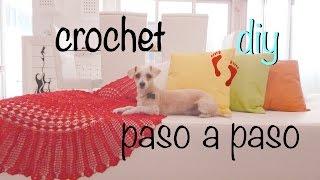 Download Mantel Circular Ganchillo Crochet Round Tablecloth DIY Video