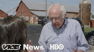 Download Bernie Sanders Still Wants To Transform The Democratic Party (HBO) Video