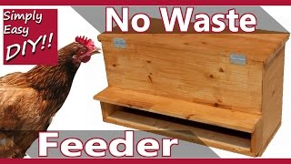 Download Zero Waste Chicken Feeder Video