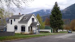 Download Driving in NELSON, British Columbia, Canada - City Tour - Southern Interior BC - Quaint Town Video