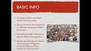 Download HIV/AIDS PowerPoint Video