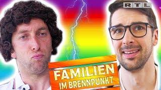 Download Familien im Brennpunkt Parodie - Der schwule Tommy! Video