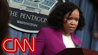 Download Pentagon chief spokeswoman under investigation Video