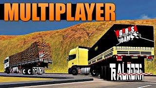 Download Grand Truck Simulator Multiplayer - Caminhoneiros da Madrugada Video