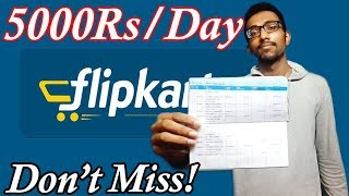 Download How to earn lakhs of money from Flipkart, Amazon without selling any products Earn money online Video