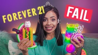 Download Forever 21 Tech Haul FAIL! Video