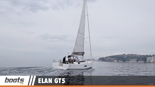 Download Elan GT5: Video Boat Review Video