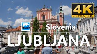 Download Ljubljana (Lublaň), Slovenia - 16 min. 4K Video