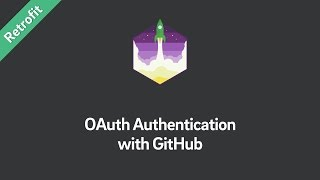 Download Retrofit Tutorial — OAuth Authentication with GitHub Video