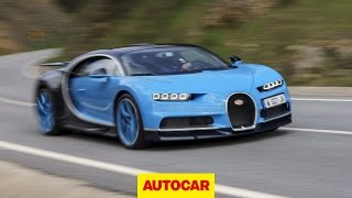 Download Bugatti Chiron Review | Bugatti's new 261mph hypercar tested | Autocar Video