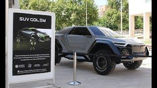 Download Exposición de prototipos de coches del futuro (ETSID-UPV) - Noticia @UPVTV, 22-06-2018 Video