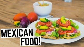 Download Mexican Food - 3 Dishes to Try in the Yucatán! (Americans Try Mexican Food) Video