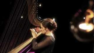Download B. Smetana: Vltava (Moldau) - Valérie Milot, harp/harpe Video