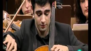 Download Concert No. 2 for cello and orchestra / Haydn - Pablo Ferrández - Sergio Alapont - ORTVE Video