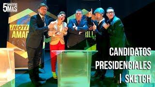 Download Candidatos Presidenciales | Sketch Video
