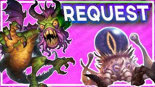 Download Hearthstone: Requested C'Thun Shudder Video